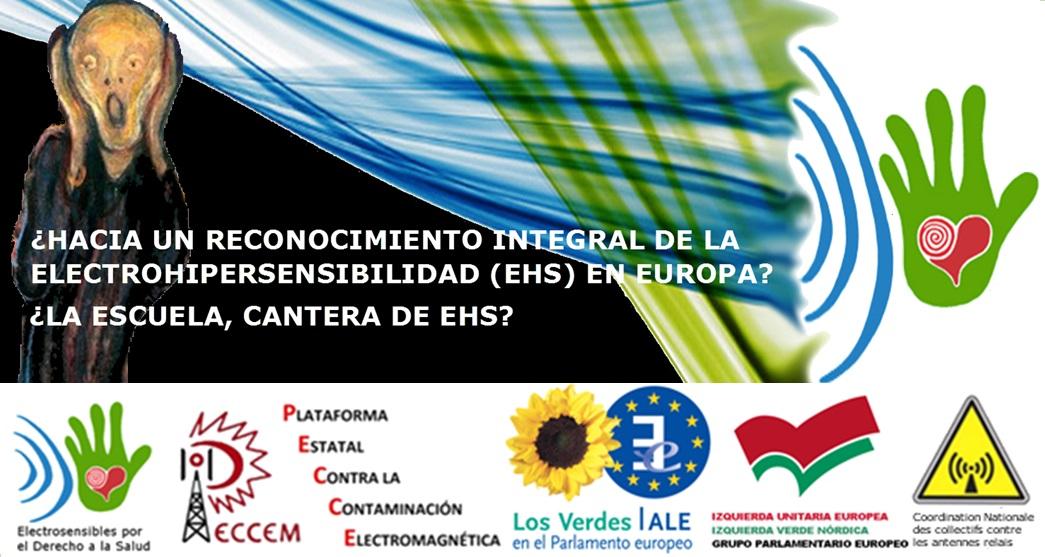 Acto días internacional contra la contaminación electromagnética